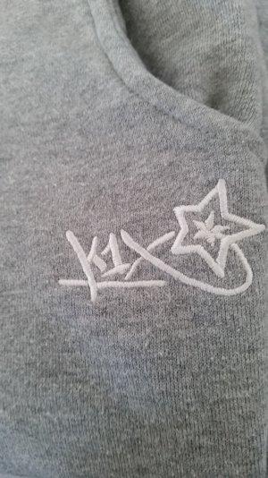 K1X Jogginghose XS Grau