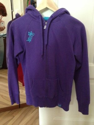 K1X Shorty Kapuzensweatshirt zipper jacke S streetwear