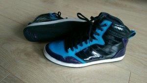 k1x sneaker lack schwarz