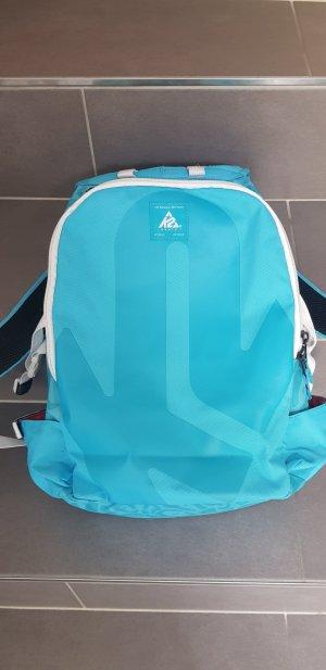 K2 Zaino laptop azzurro-turchese