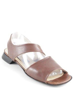 Kämpgen Outdoor-Sandalen braun klassischer Stil
