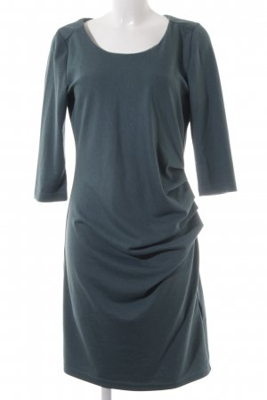 Kaffe A-Linien Kleid kadettblau Elegant