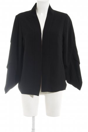 Kaffe Jerseyblazer schwarz Business-Look