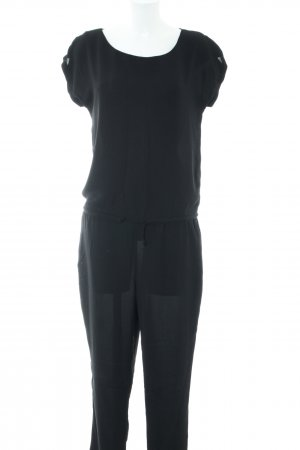 Kaffe Jumpsuit schwarz Casual-Look
