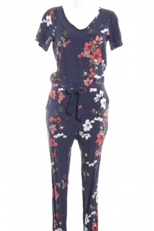 Kaffe Jumpsuit florales Muster Casual-Look