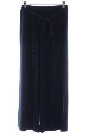 Kaffe Marlene Trousers dark blue classic style