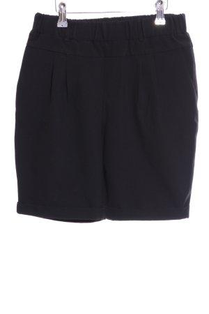 Kaffe Shorts schwarz Casual-Look