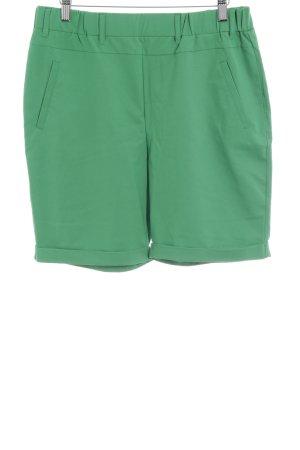 Kaffe Shorts grün Casual-Look