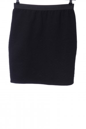 Kaffe Stretch Skirt black casual look