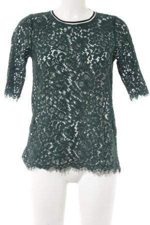 Kaffe T-Shirt florales Muster Casual-Look