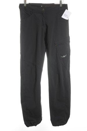 Kaikkialla Cargo Pants dark blue athletic style