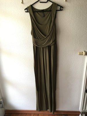 Kakhifarbenes, Langes Abendkleid von Next