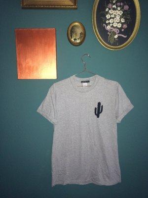 Kaktus T-Shirt | grau
