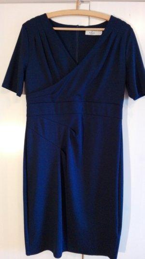 KALA, Kleid in Wickeloptik, Figurenschmeichler, L