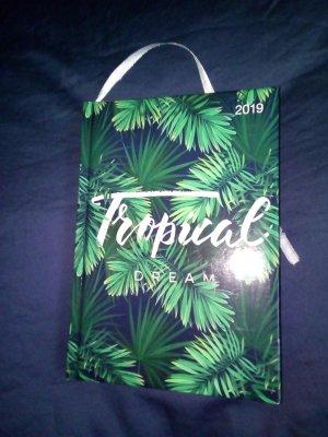 Kalender 2019 NEU Tropical Dream Calender Accessoires