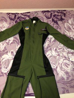 Kampfpilotin Kostüm