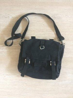 Kampftasche schwarz klein