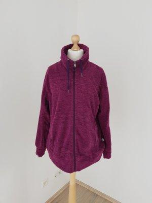 Kangaroos Fleece Jackets purple