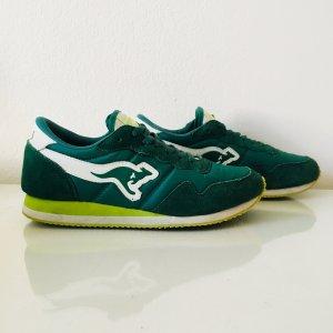 KangaROOS Invader Sneaker grün 38
