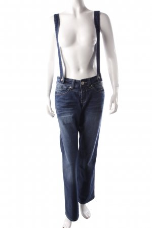 Kangaroos Slim Jeans mit Trägern
