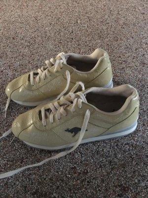 KangaROOS Sneaker gelb in Gr. 40 *neuwertig*