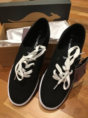 Kangaroos Sneakers, Halbschuhe, schwarz, Gr. 40, NEU ungetragen in BOX