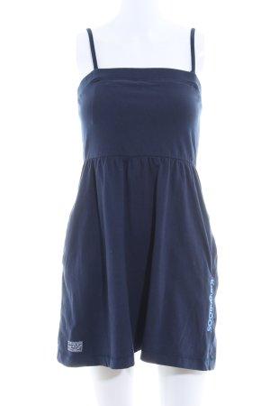 Kangaroos Trägerkleid dunkelblau klassischer Stil