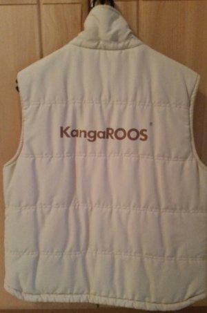 Kangaroos Chaleco deportivo marrón arena