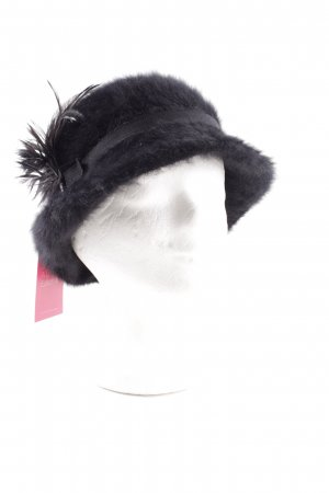 Kangol Fur Hat black elegant