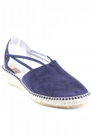 Kanna Espadrille Sandals dark blue casual look