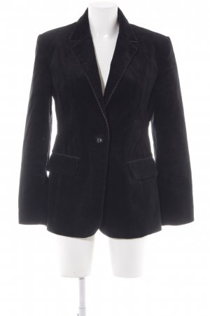 Kapalua Smoking-Blazer schwarz Casual-Look