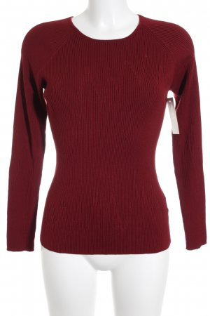 Kapalua Strickpullover rot Casual-Look