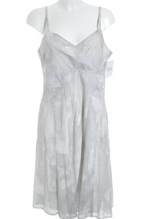 Kapalua Trägerkleid silberfarben-hellgrau Elegant