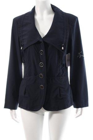 Kapalua Übergangsjacke dunkelblau Street-Fashion-Look