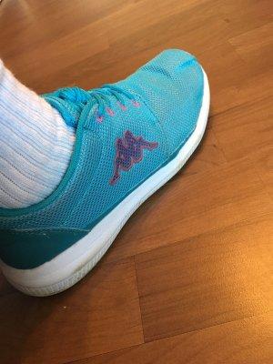 Kappa Schuhe in hellblau