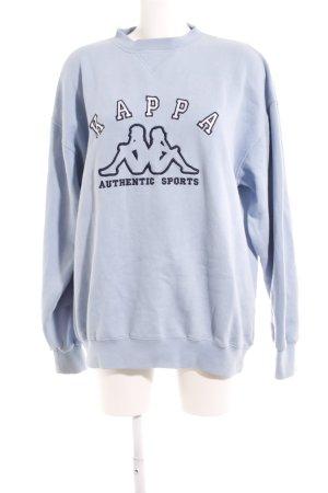 Kappa Sweatshirt mehrfarbig Casual-Look
