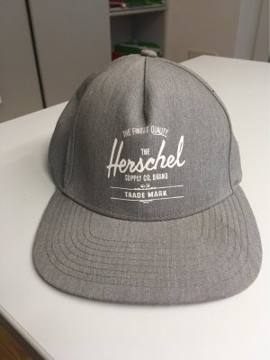 Herschel Baseball Cap light grey-white