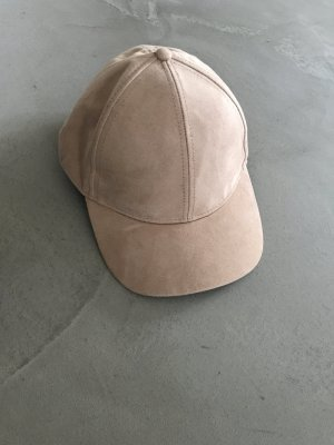 H&M Casquette de baseball rose chair-beige