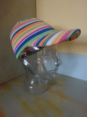 Visor Cap multicolored