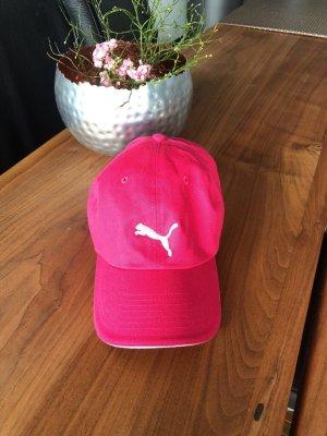 Puma Casquette de baseball rouge framboise