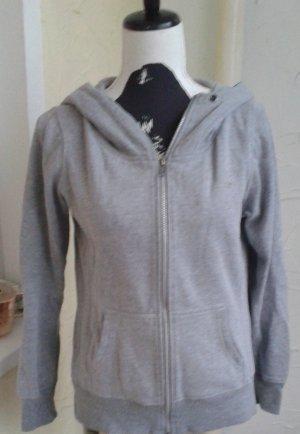 Fishbone Shirt Jacket silver-colored