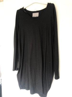 b.p.c. Bonprix Collection Robe à capuche noir