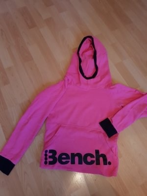 Bench Hooded Sweater pink