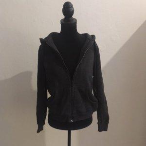 H&M Capuchon sweater grijs