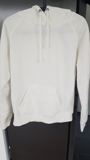 Hooded Sweater natural white