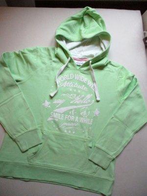 Kapuzen Hoodie Sweatshirt mit Druck