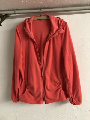 active Hoody orange