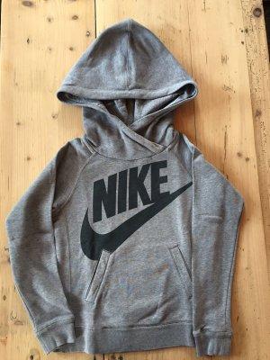 Nike Hooded Sweatshirt grey