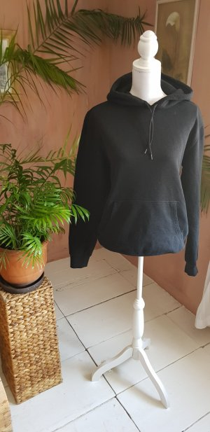 H&M Divided Hooded Sweater black