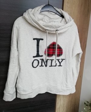 Only Hooded Sweater multicolored